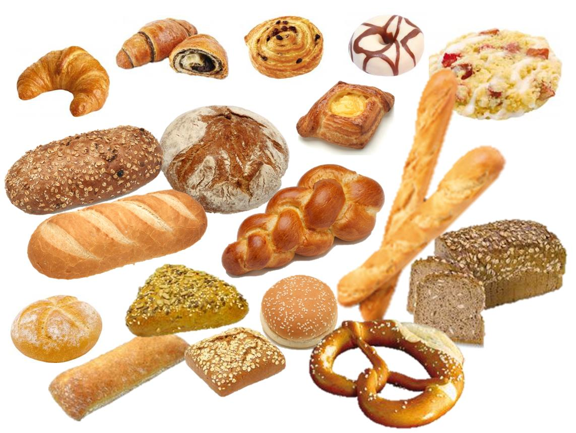 Food: Bread Products