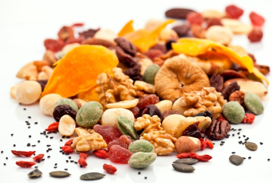 Food: Fruit and Nuts