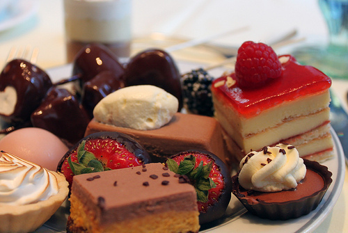 Food: Sweets and Desserts