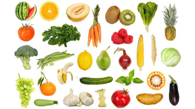 Food: Vegetables